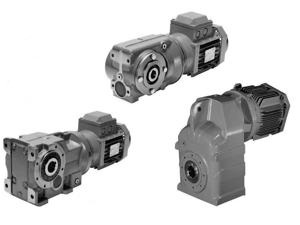 Визуализация модели мотор-редуктора №2