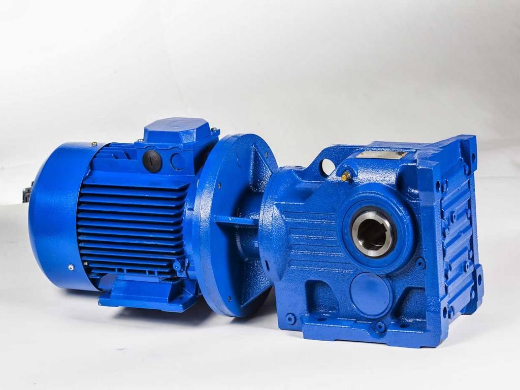 Визуализация модели мотор-редуктора №5