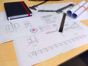 Визуализация услуги проектирования конвейеров №1