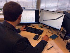 Визуализация услуги проектирования конвейеров №2