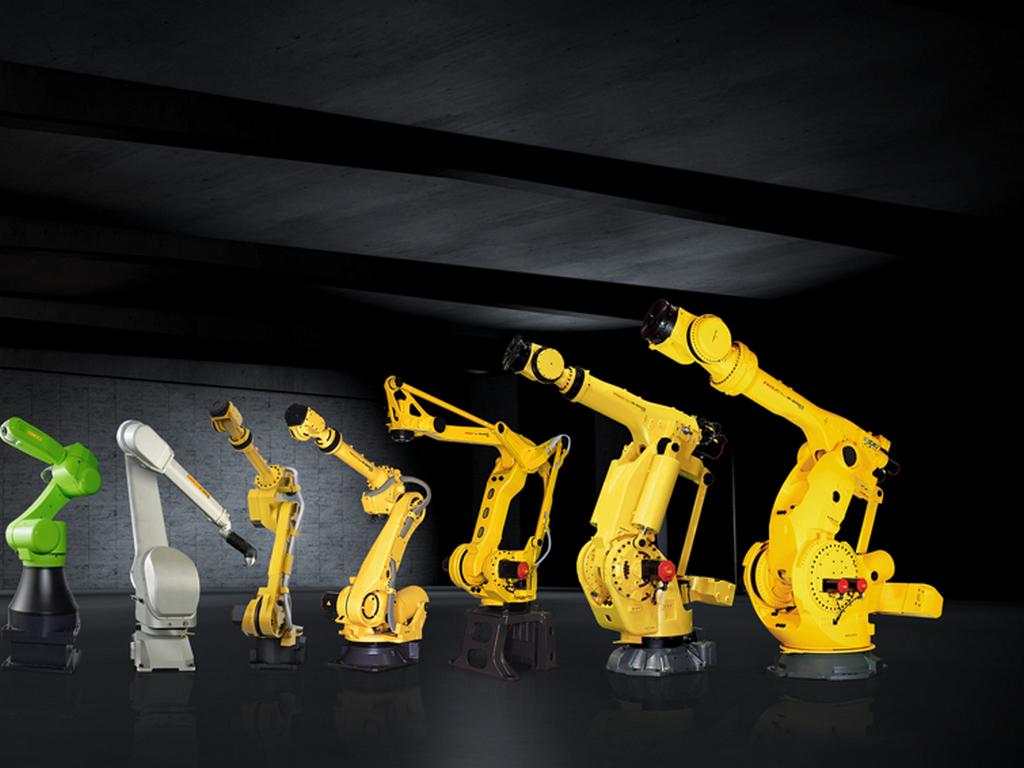 Визуализация модели робота-манипулятора №4