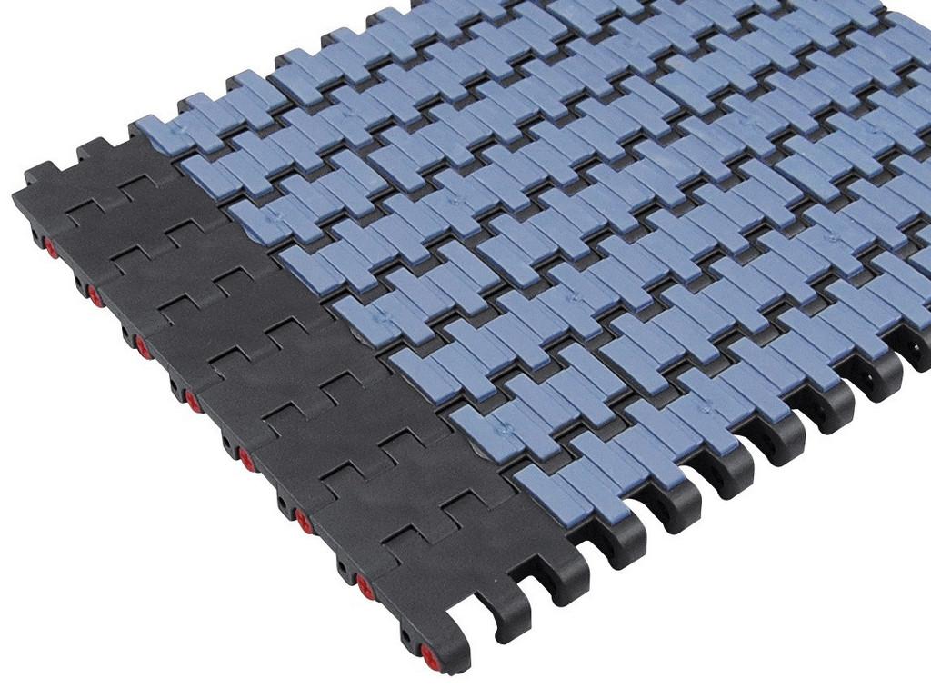 Визуализация модели транспортерной ленты №3