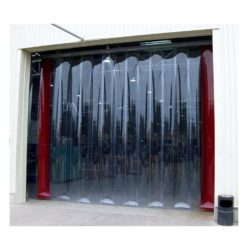PVC curtains and doors