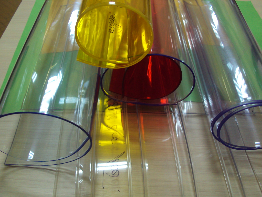 Визуализация модели пвх завесы №9