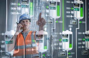 Визуализация услуги автоматизация конвейерных линий №2