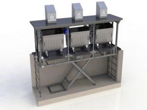 Визуализация услуги производство грузоподъемного оборудования №2