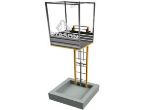 Визуализация услуги производство грузоподъемного оборудования №3