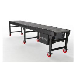 Roller conveyors (live rolls)