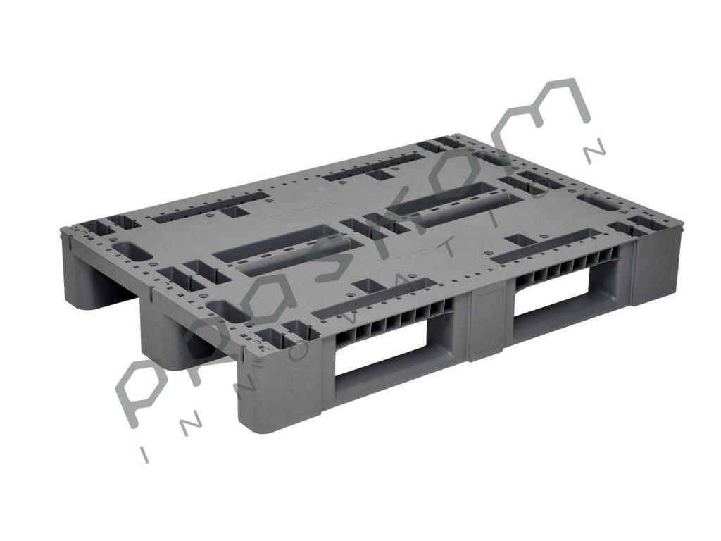 Визуализация модели пластиковых ящиков №2