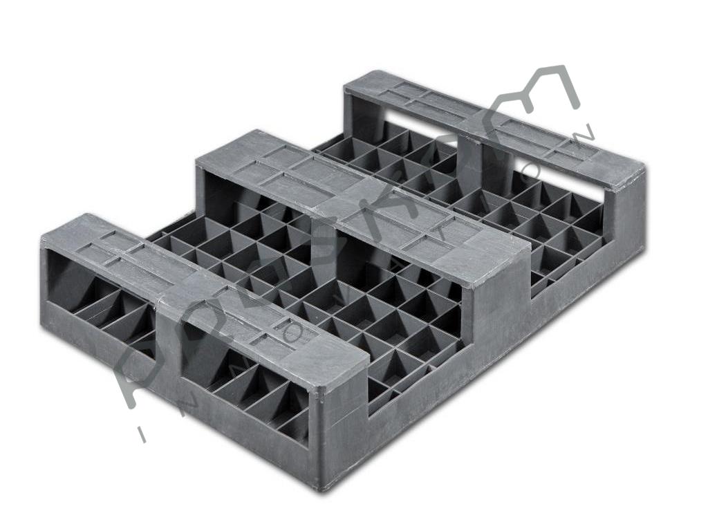 Визуализация модели пластиковых ящиков №5
