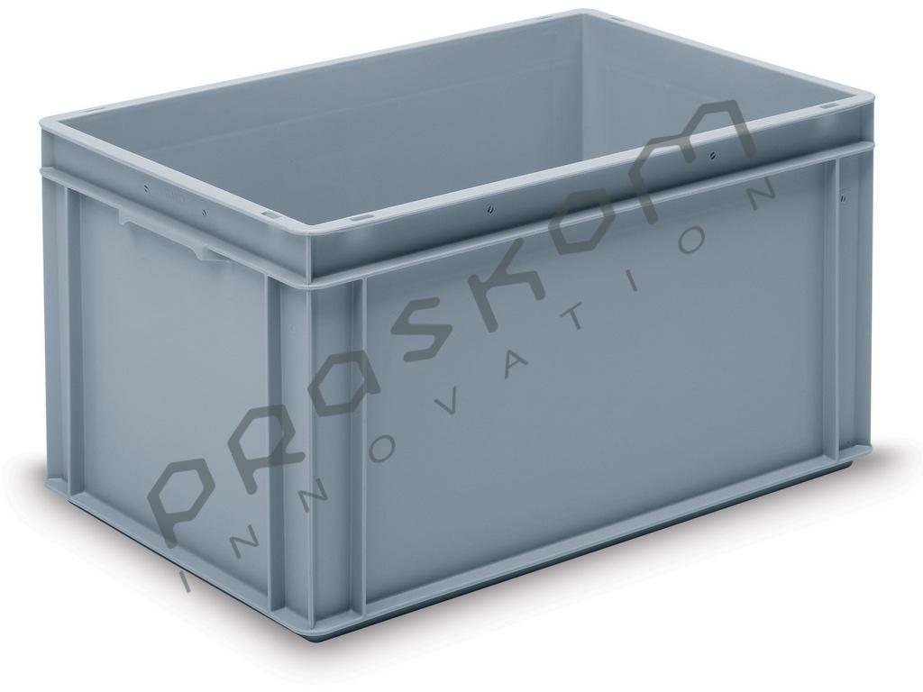 Визуализация модели пластиковых ящиков №6