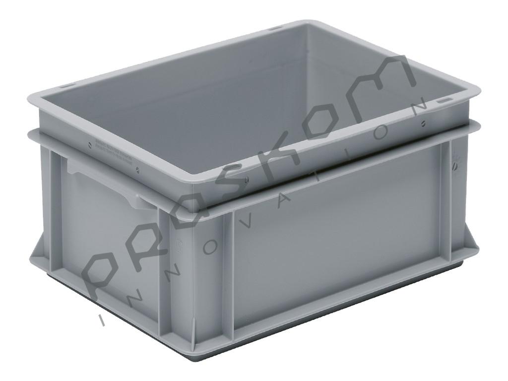 Визуализация модели пластиковых ящиков №7