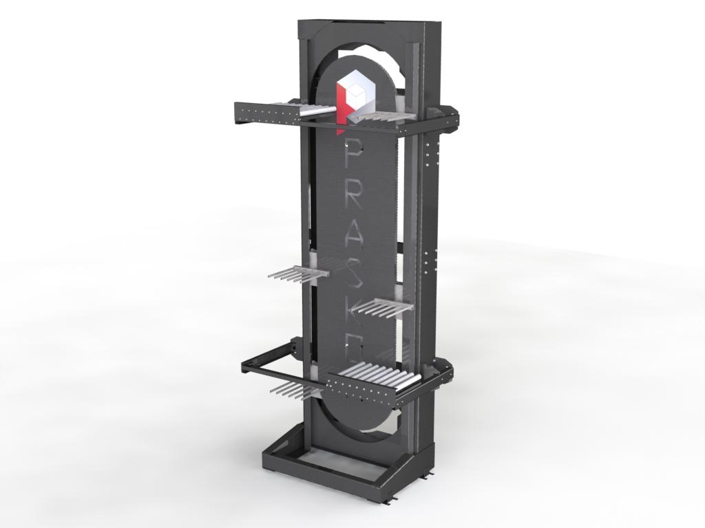 Лифтовой конвейер Praskom