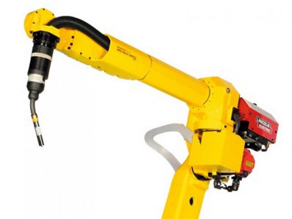 роботы для дуговой сварки фанук